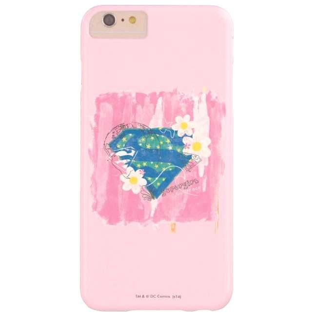 Supergirl for Peace Pink Barely There iPhone 6 Plus CaseYou can find Supergirl and more on o...