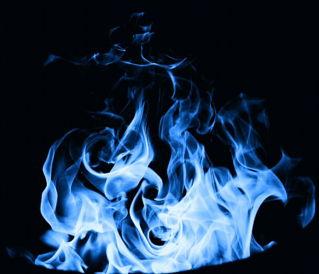 Blue Flames Blue Aesthetic Blue Flames Character Aesthetic