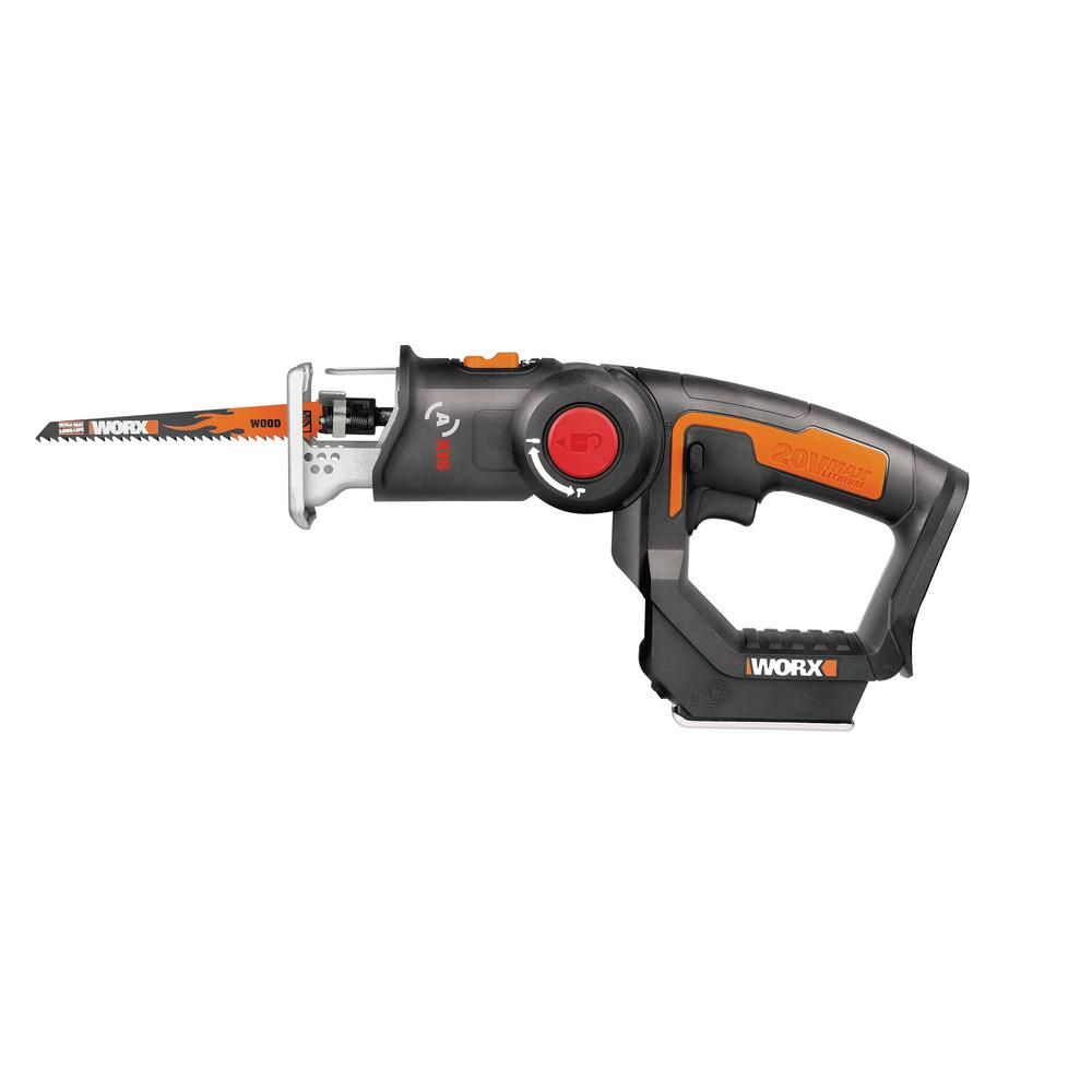 Cordless Reciprocating Saw Electric Battery sabre saw blade wood cutting 20V Max