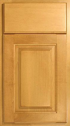Superieur Powder Bath Cabinet Door Profile   Mid South FM, V, B (color Not Shown)