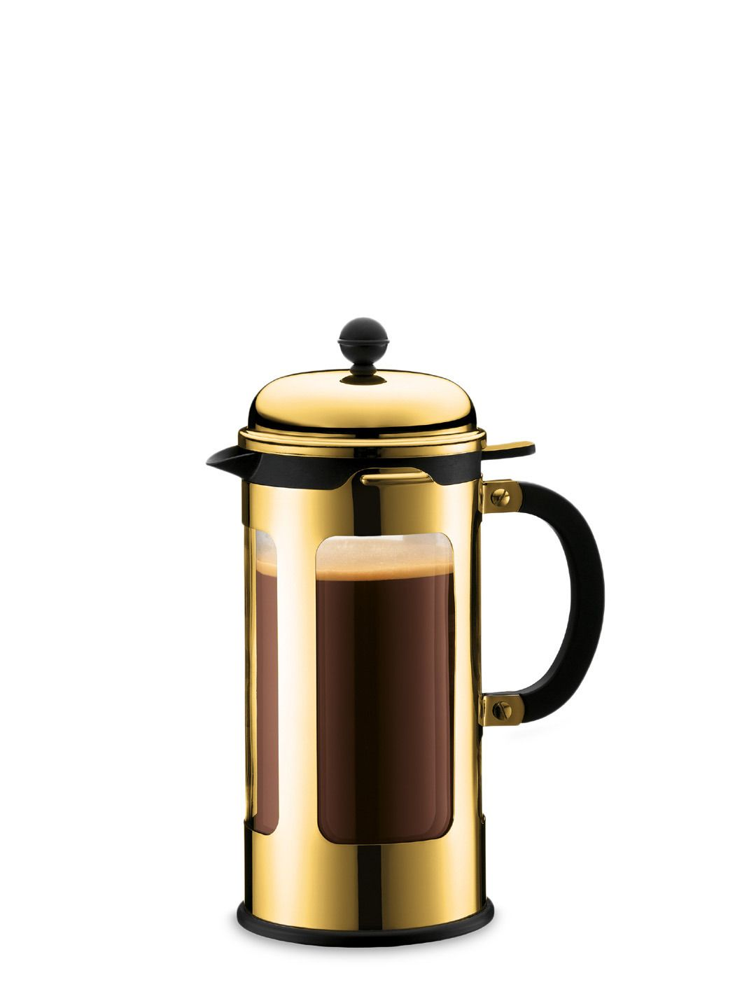 Bodum Gold Chambord French Press (via Gilt) $40.00 #Coffee