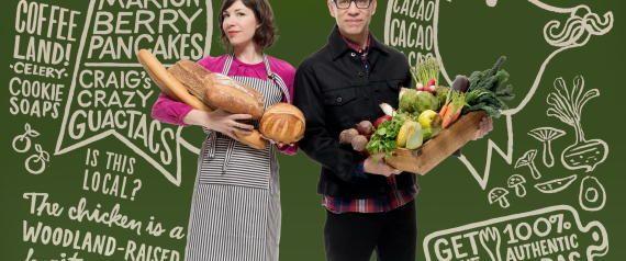 The Portlandia Cookbook: It's pitch perfect.