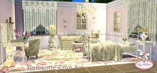 Alelore Sims Blog : ROMANTIC TEEN SET.