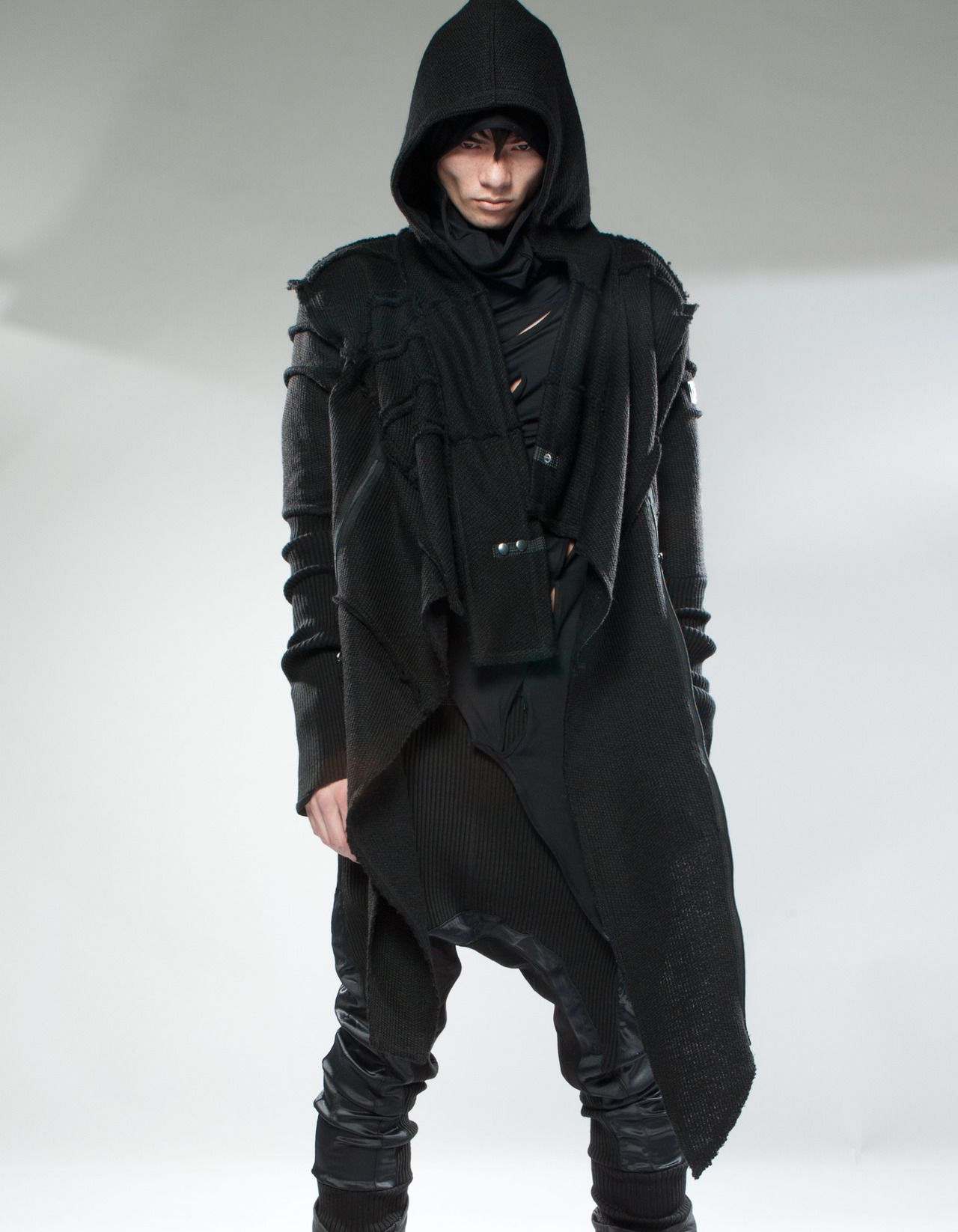 Male Cyberpunk Fashion | www.imgkid.com - The Image Kid ...
