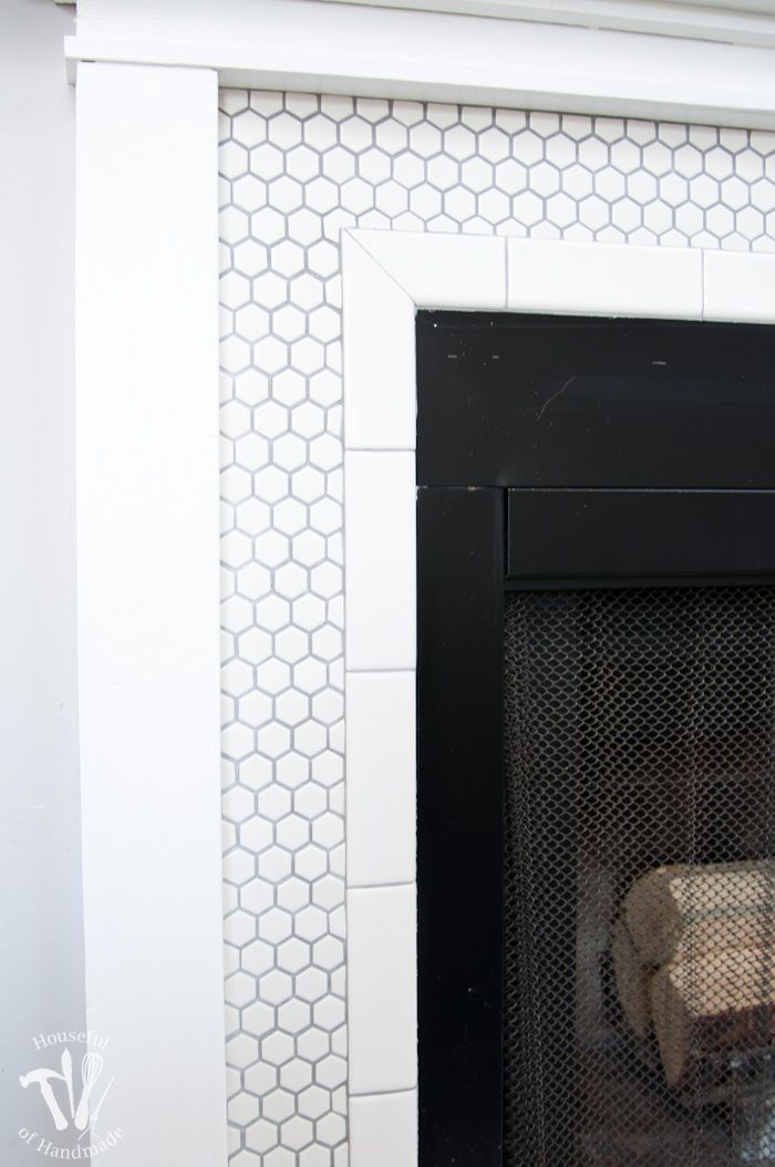 Image Result For Fireplace Tile Farmhouse