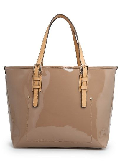 c4daa674d Bolso shopper charol | bolsos charol | Shopper bag, Bags y Purses