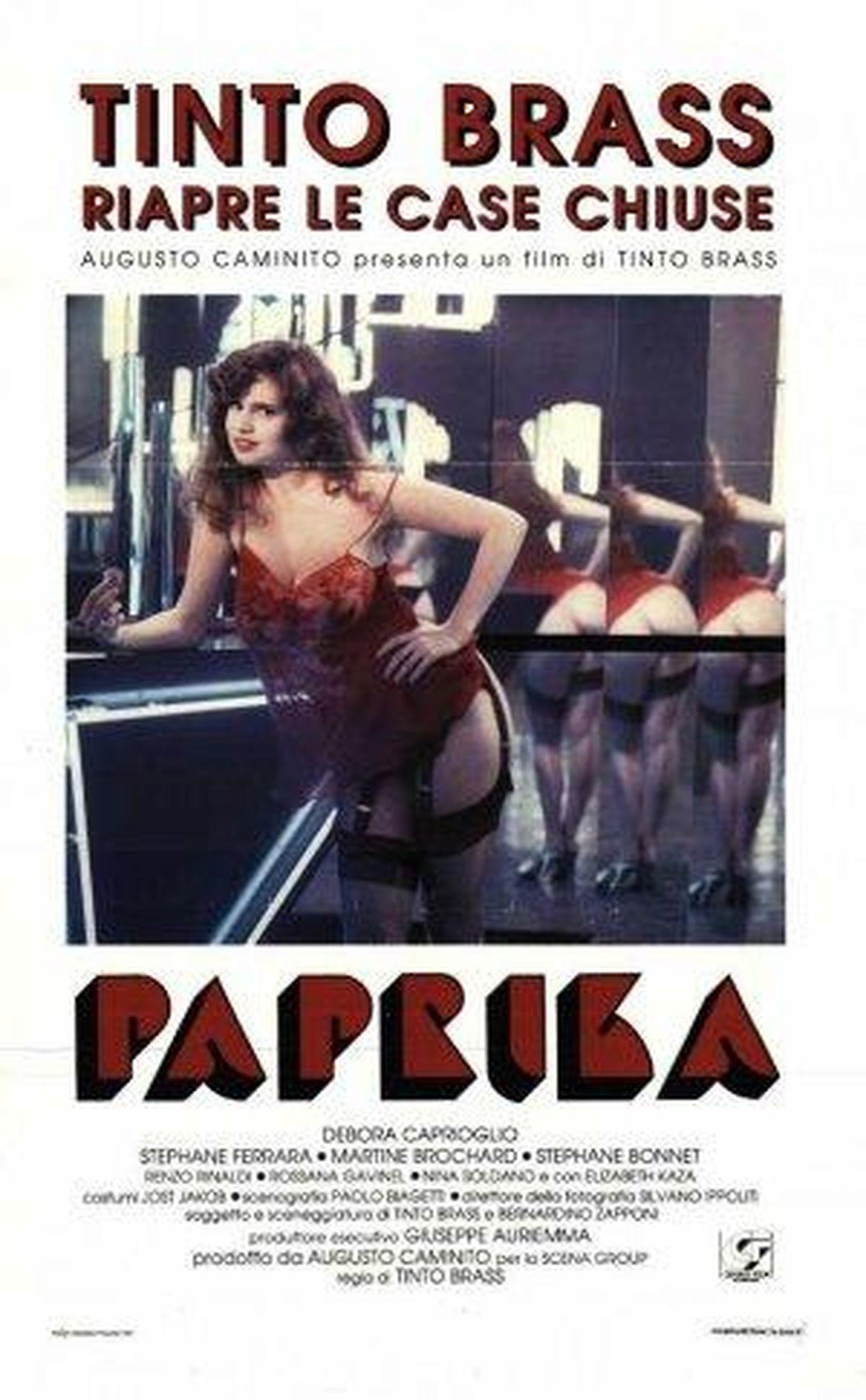 Paprika Movie Tinto Brass