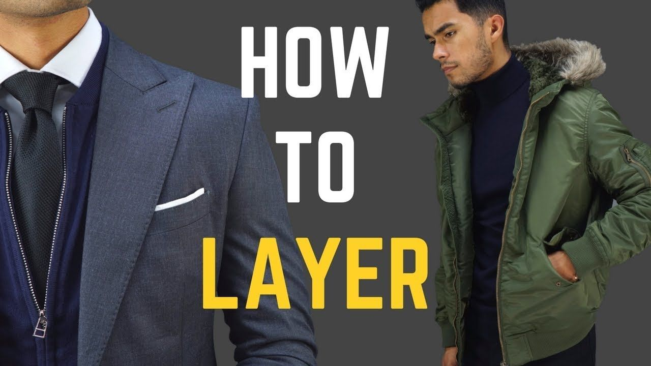 19d7b5baf 5 EXPERT Winter Layering Tips (You've Probably Never Heard of These) Male