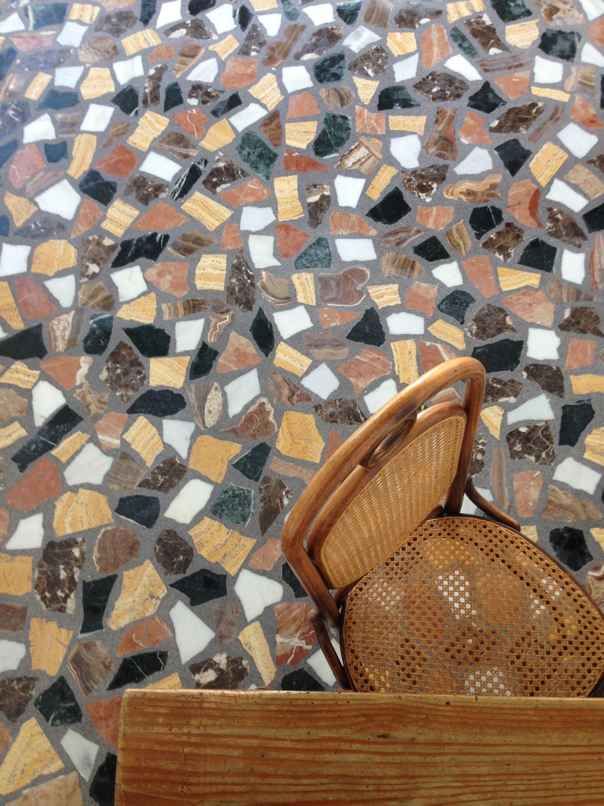 terrazzo insitu palladiana, máximo de artesanía y tradición ...