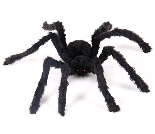 Pin by Sarah Singh on Scary-Oke 2018 Pinterest Giant spider - large outdoor halloween decorations