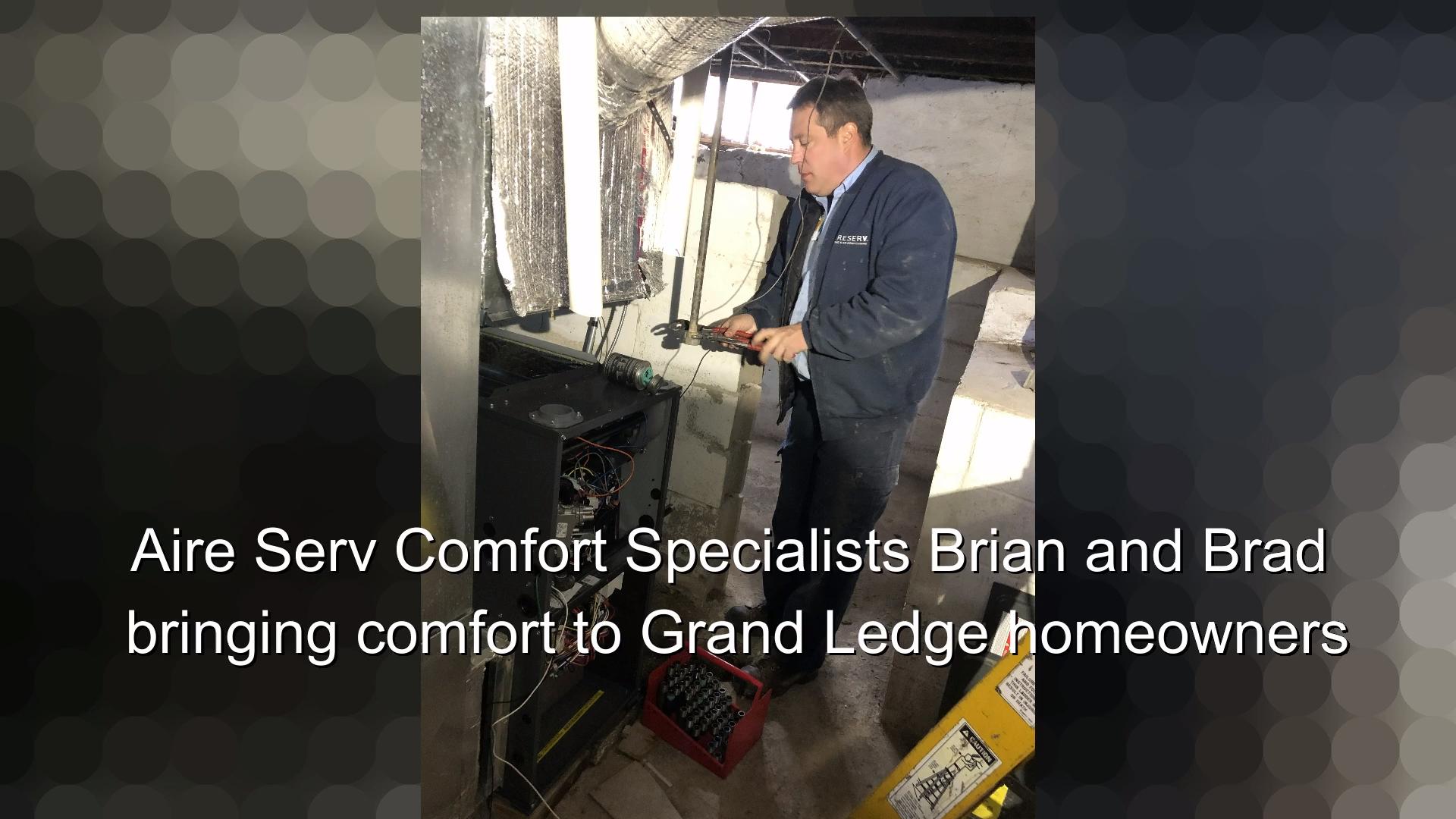 Meet Our Comfort Specialists Video Ac Repair Services Ac Repair Lansing