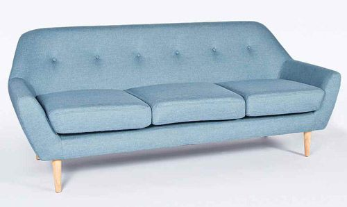 1960sstyle Sofia sofa range at Urban Outfitters EDU Pinterest