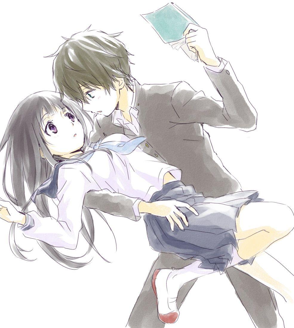 /Hyouka/1237950 Zerochan Kyoto Animation Yonezawa