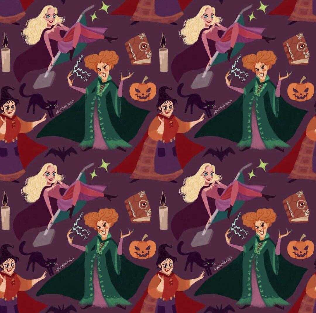 Pin by Disney Lovers! on Hocus Pocus Halloween wallpaper