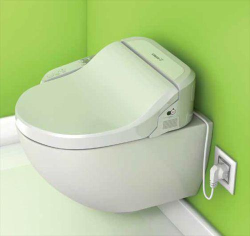 NEUE HYGIENISCHE KÖRPERPFLEGE Dusch WCs Elektronische