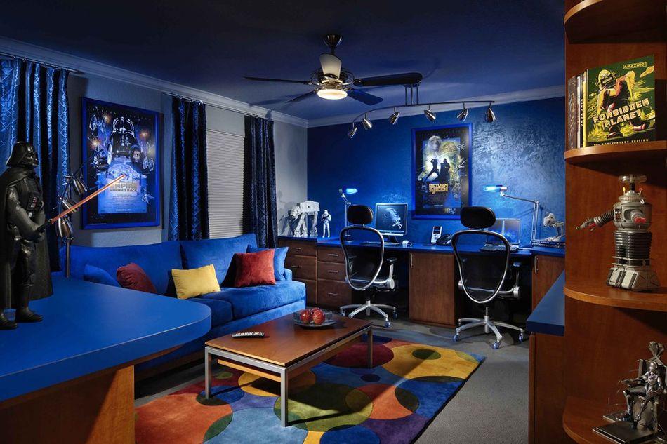l affiche de film en tant qu accessoire d co tendance design d co pinterest affiches de. Black Bedroom Furniture Sets. Home Design Ideas