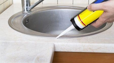 Comment Nettoyer Ou Changer Les Joints De Salle De Bain Joint Salle De Bain Comment Nettoyer Plan De Travail Cuisine