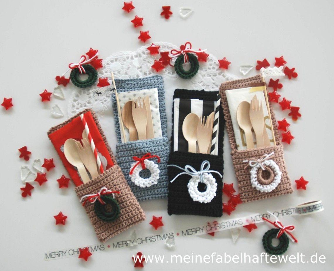 Weihnachtsdeko selber machen heute wird geh kelt h keln jahreszeiten pinterest - Weihnachtsschmuck selber machen ...