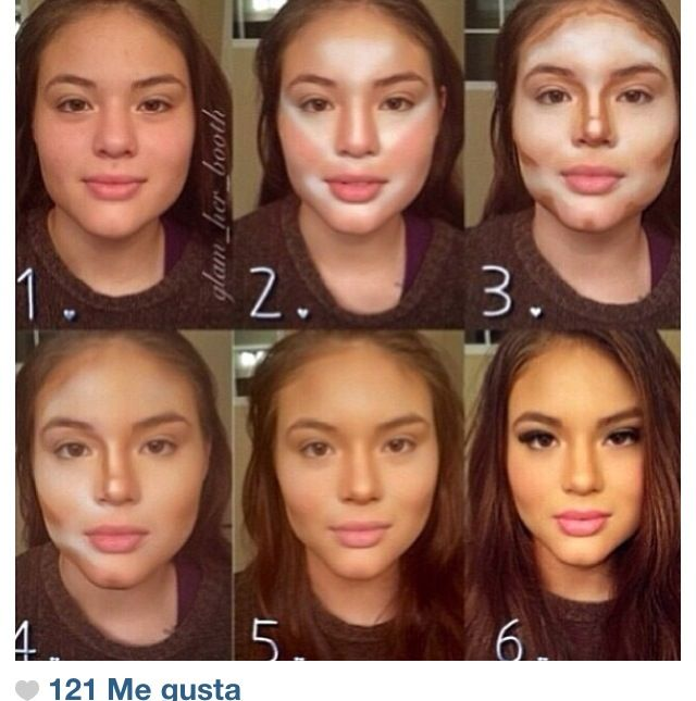 You guys. Contouring is insane!