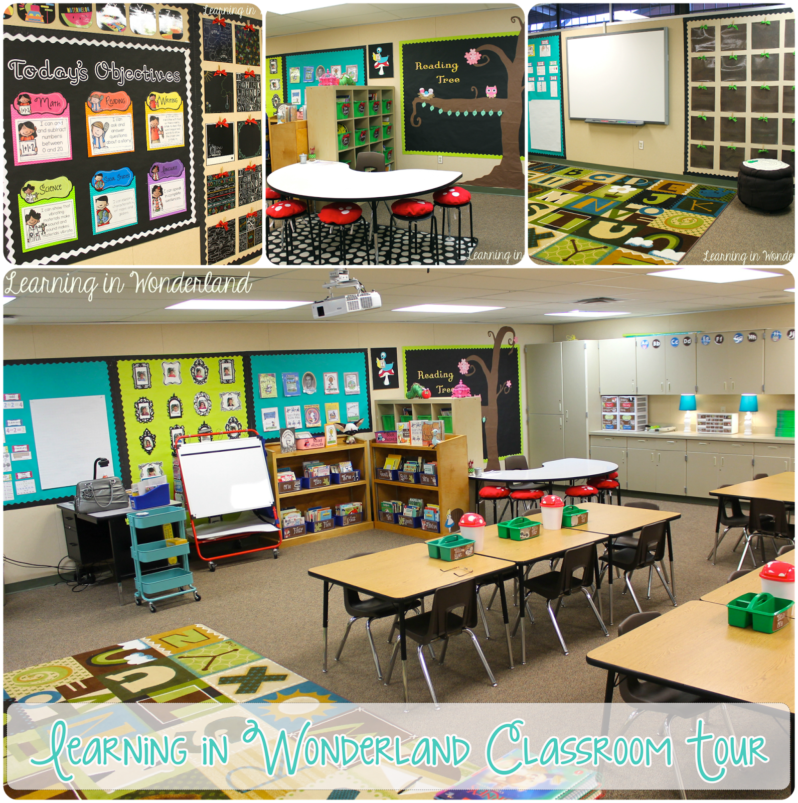 Classroom Design For Literacy : Classroom tour learning organization and