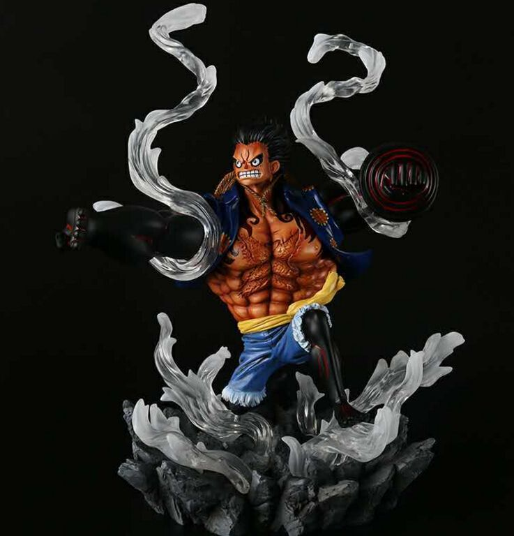 Luffy Gear 4th Action Figure