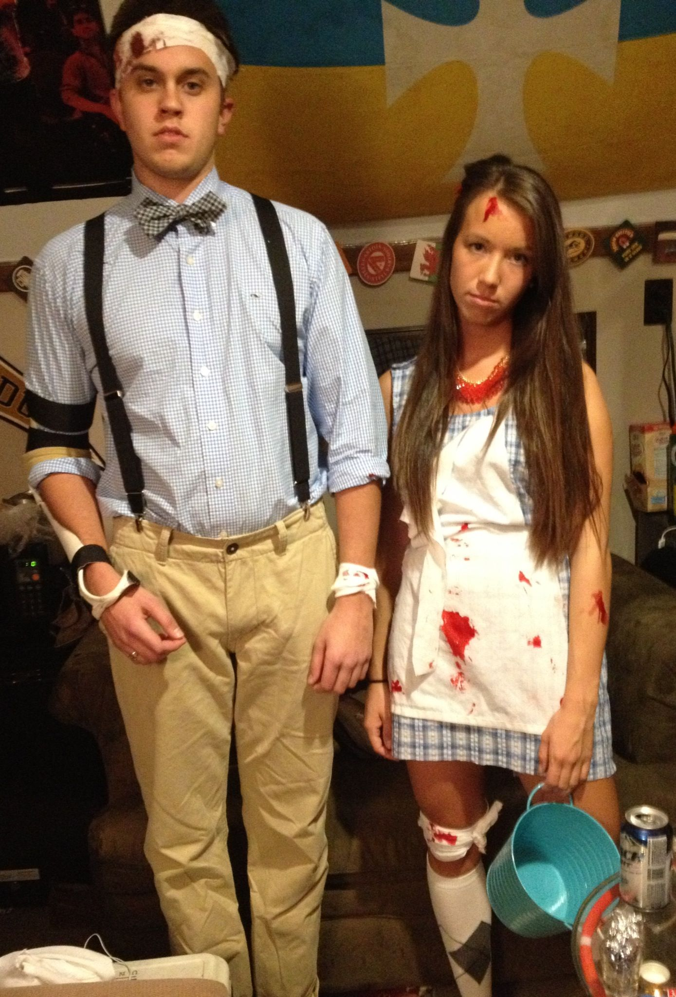 100 Halloween Couples Costumes for You and Your Boo | Jack o ...
