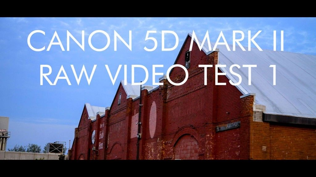 5D MKii Raw Video Test 1 with the Magic Lantern Firmware | planet5D