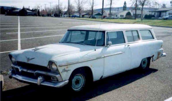 1955 Plymouth Plaza Station Wagon Station Wagon Chrysler Cars Plymouth
