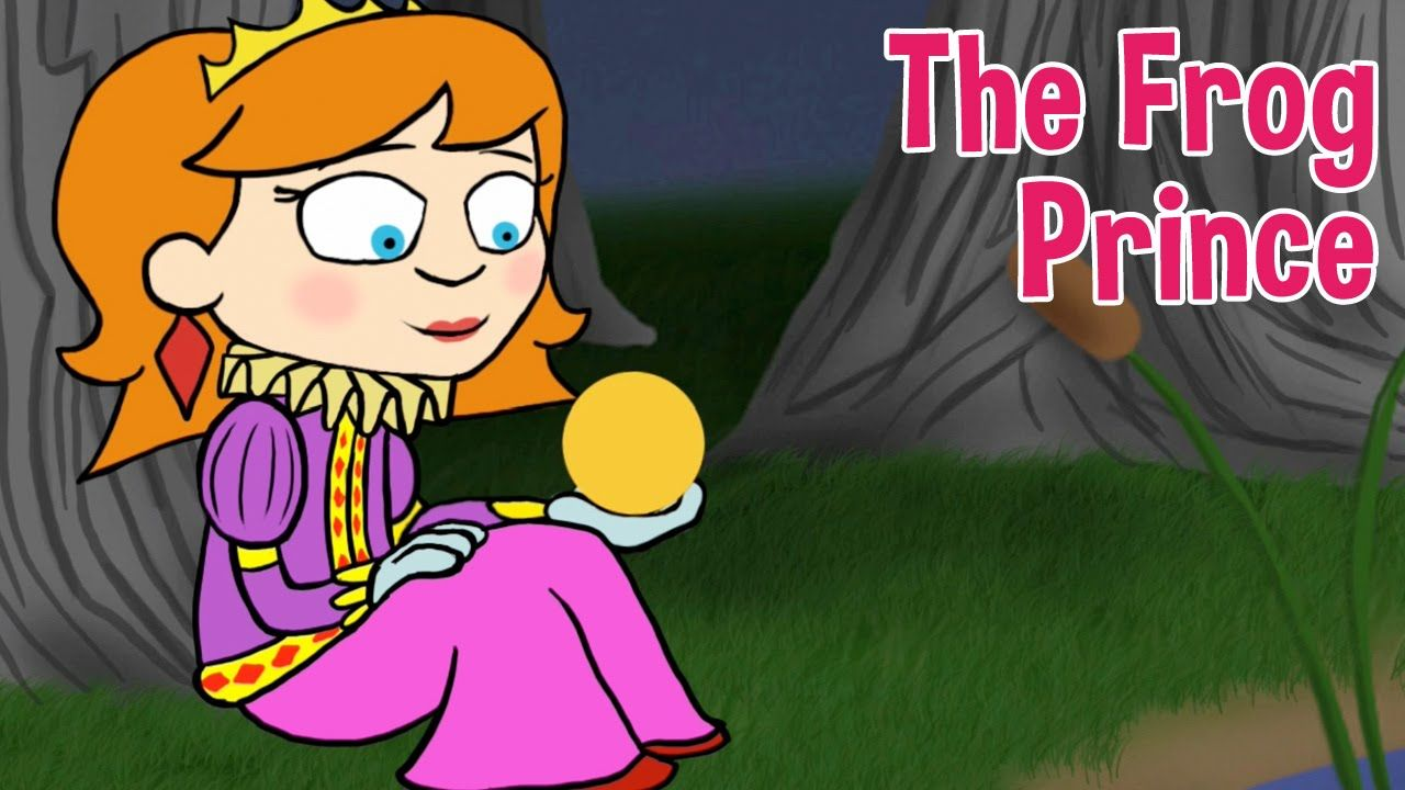 The Frog Prince - Animated Fairy Tales for Children | Fairy