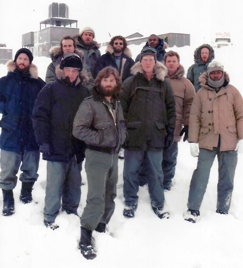Image result for the thing 1982 cast
