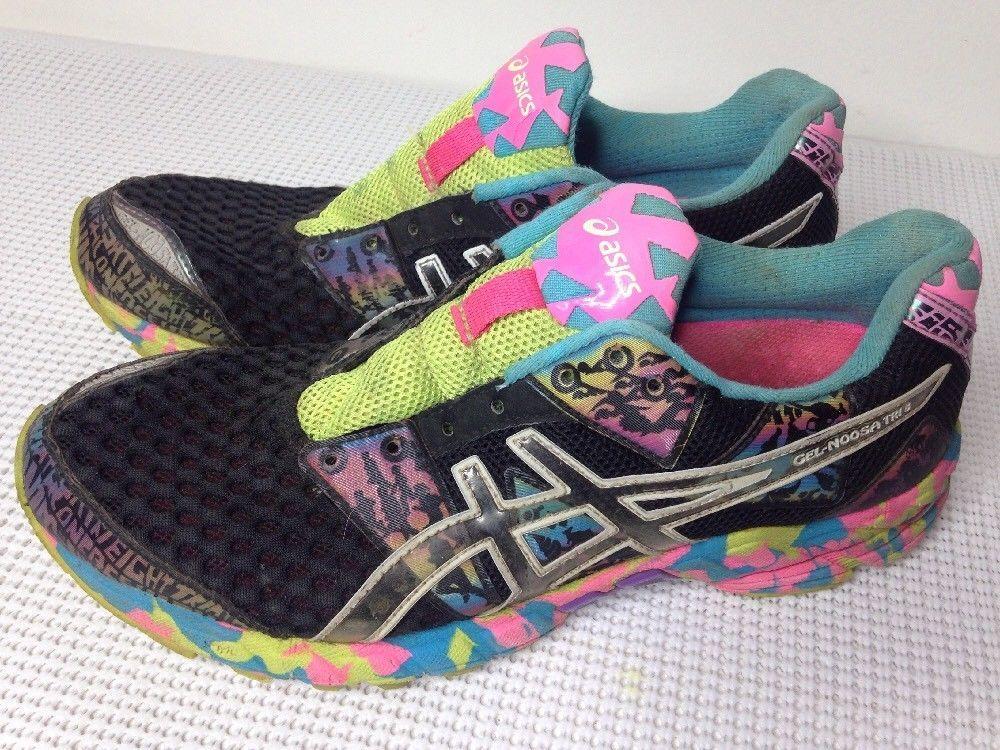 Chaussures de course talon Asics course Gel Noosa TRI 10449 8 pour femme T356N Black/ Neon talon 19c7d53 - acornarboricultural.info