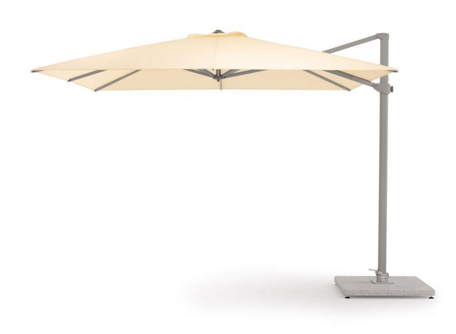 Freiarm Sonnenschirm Von Weishaupl Sonnenschirm Schirm Quadrat