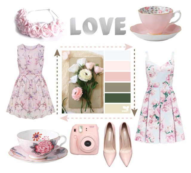 """Queen of Love"" by wonderful-me on Polyvore featuring Royal Albert, Wedgwood, Forever New, LOTTA, comfy, fancy, nature, queen and 2016"