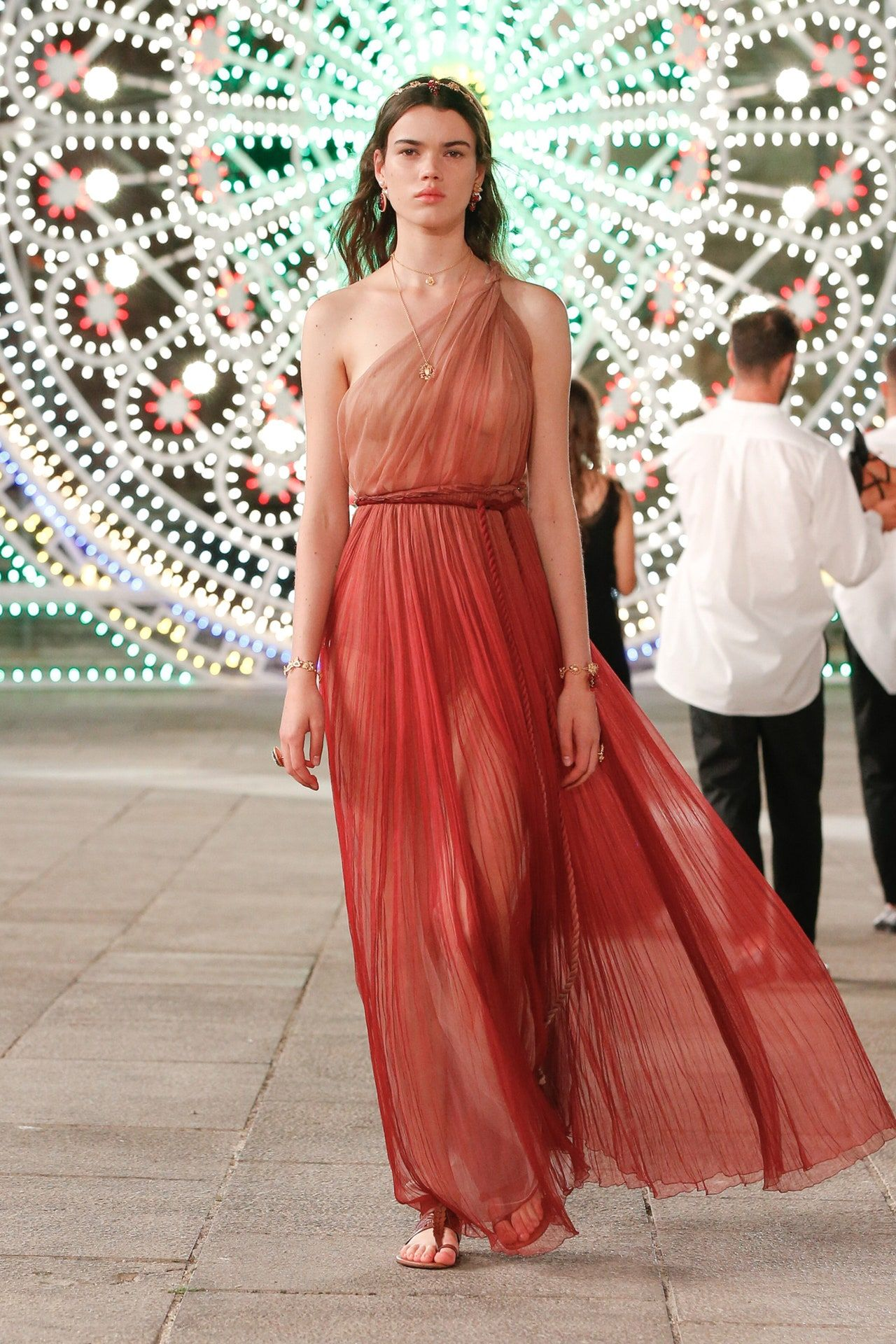 Dior Cruise 8 fashion show in Lecce, Italy (July 8, 8