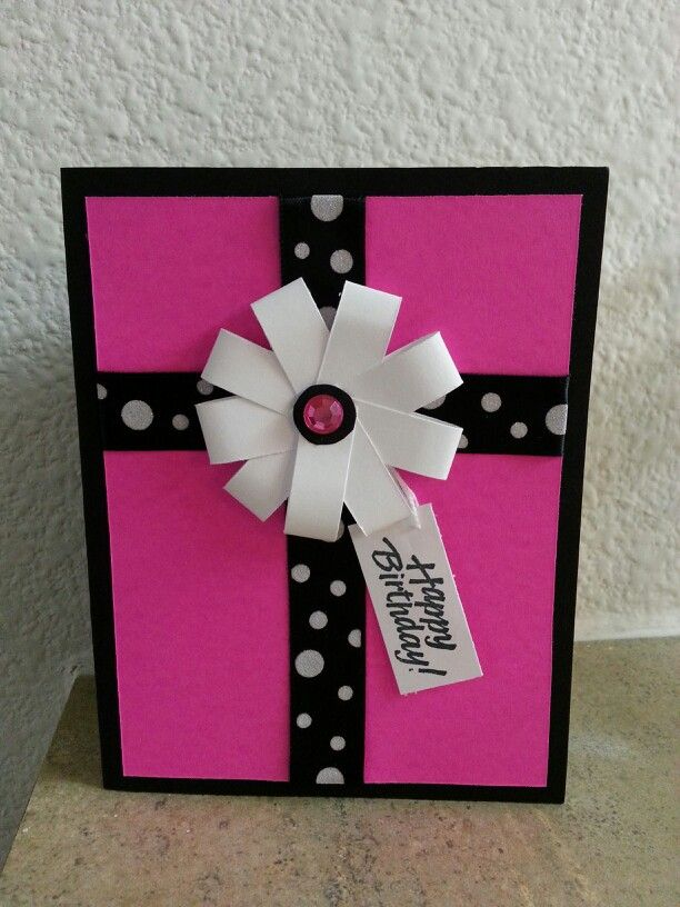 Birthday Card Cute Handmade Birthday Cards Cards Birthday Cards