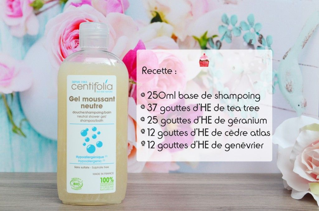 Recette De Shampoing Anti Pelliculaire Fait Maison Shampoing