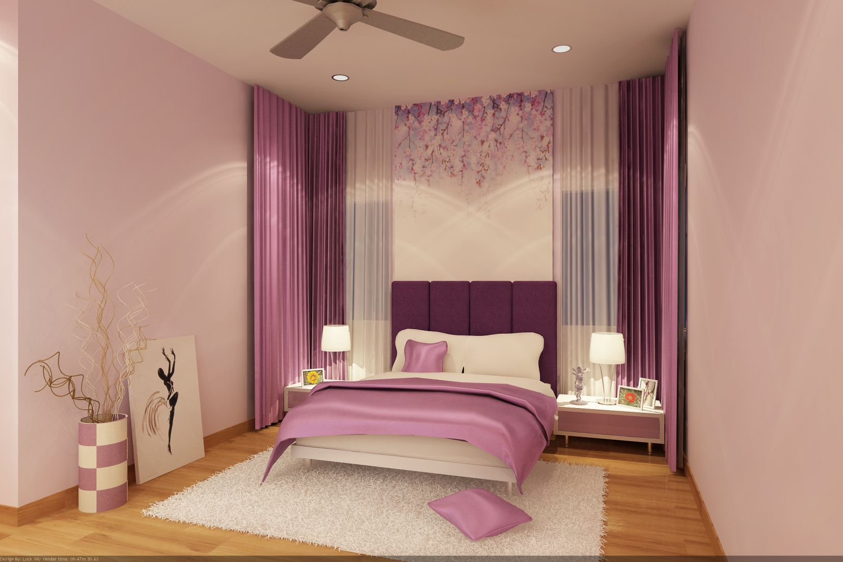 Pin By Hendro Birowo On Modern Design Low Budget In 2019 Bedroom