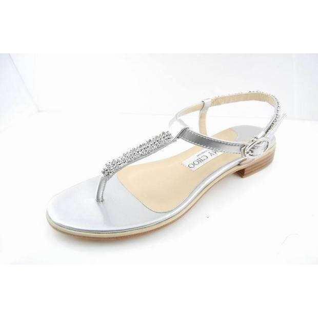 Jimmy Choo Sandals For The Bride