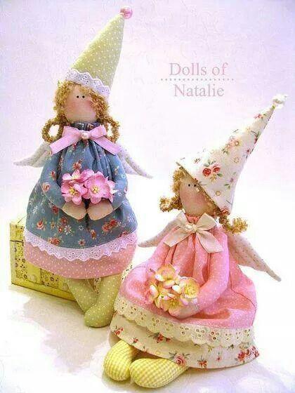 Gnomos | tilda | Pinterest | Puppen, Kleine geschenke nähen und ...