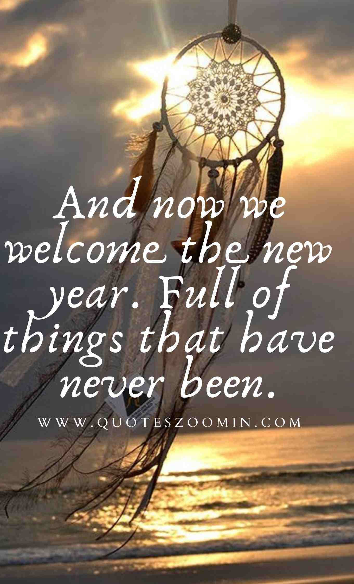 New year sayings thoughts 2020 for friends and family.