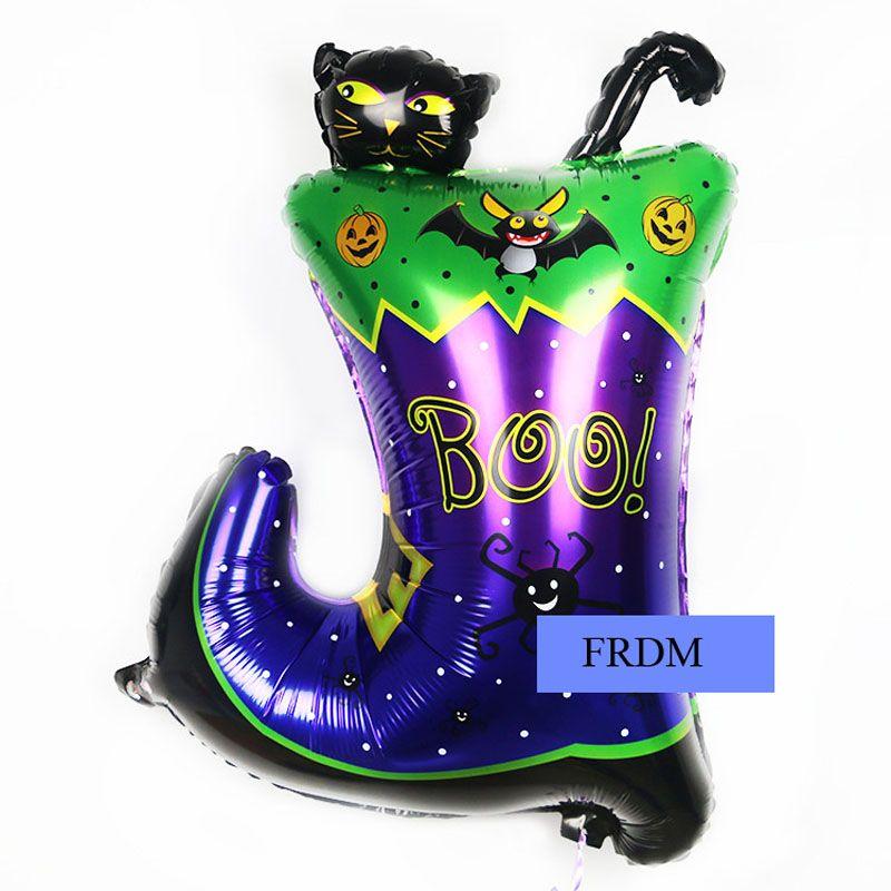 73x54cm helium balloons boot toys inflatable foil helium children