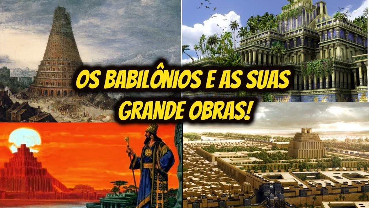 Babilonios A Torre De Babel E Verdade Ou E Um Mito