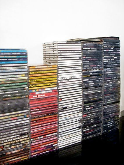 ordning och reda - managing cds