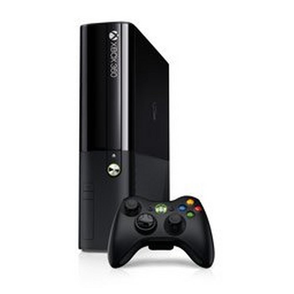 Xbox 360 system black with wireless controller (gamestop premium.