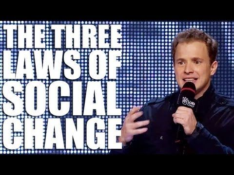Craig and Marc Kielburger The Three Laws of Social Change