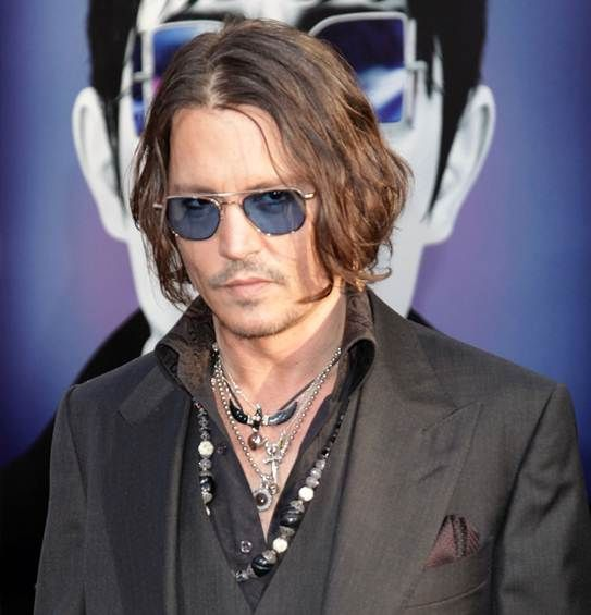Johnny Depp Necklaces