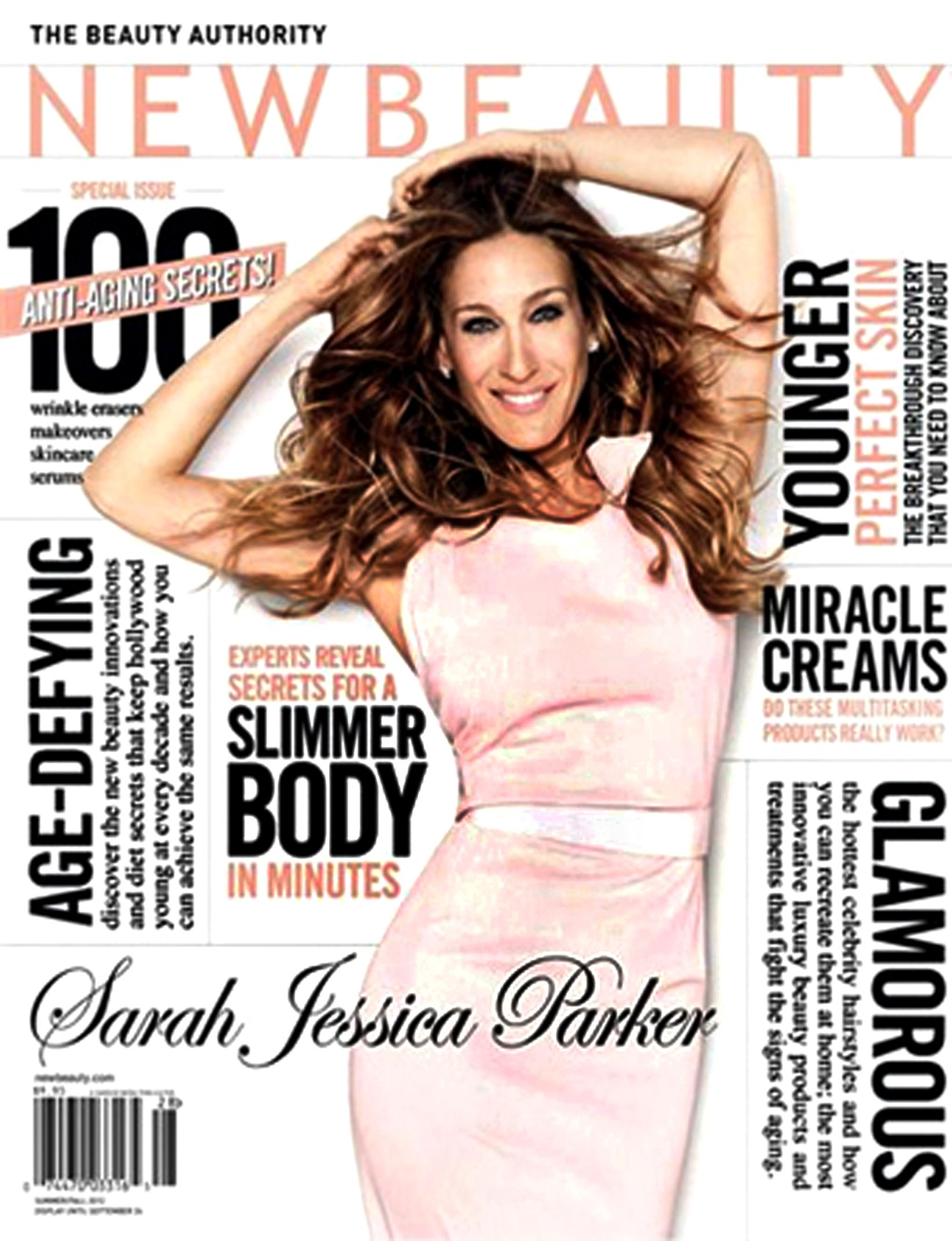 Have You Checked Out The Newest Edition Of NEW BEAUTY
