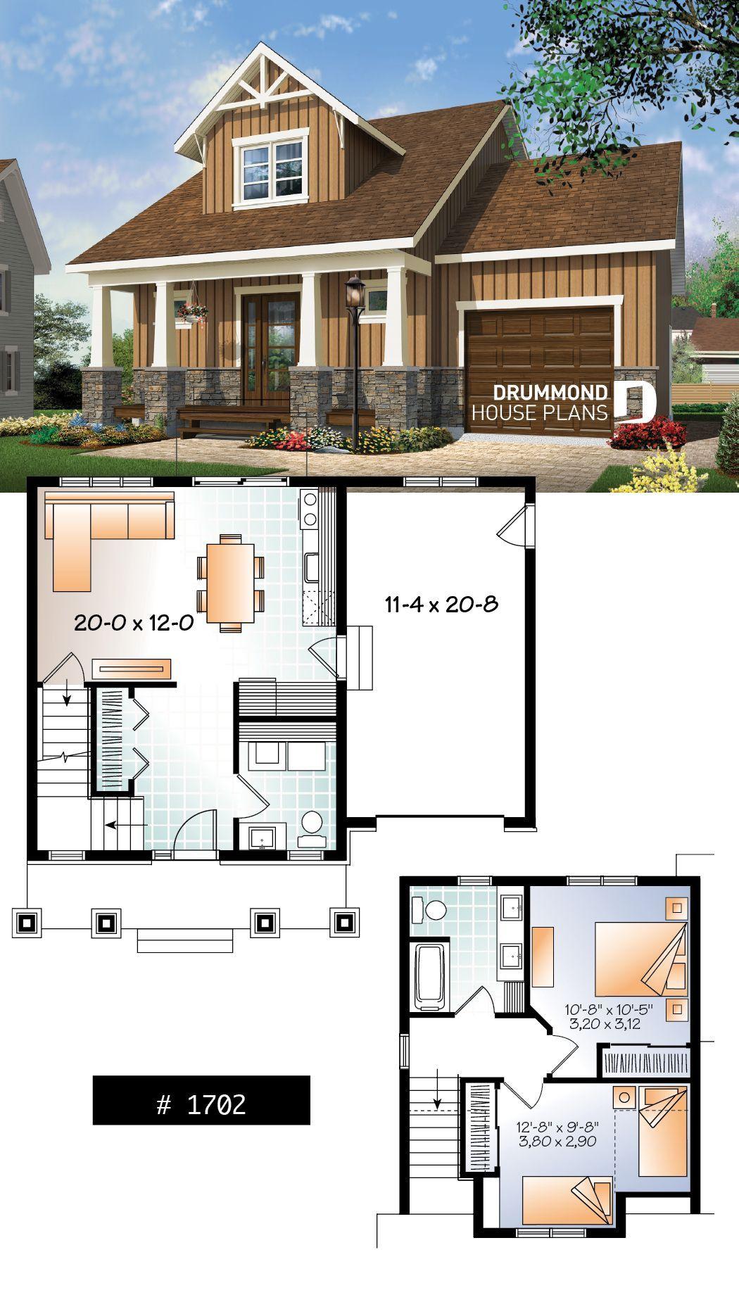 2 Bedroom House Plans Open Floor Plan 2021 Open Concept House Plans Sims House Plans House Plans