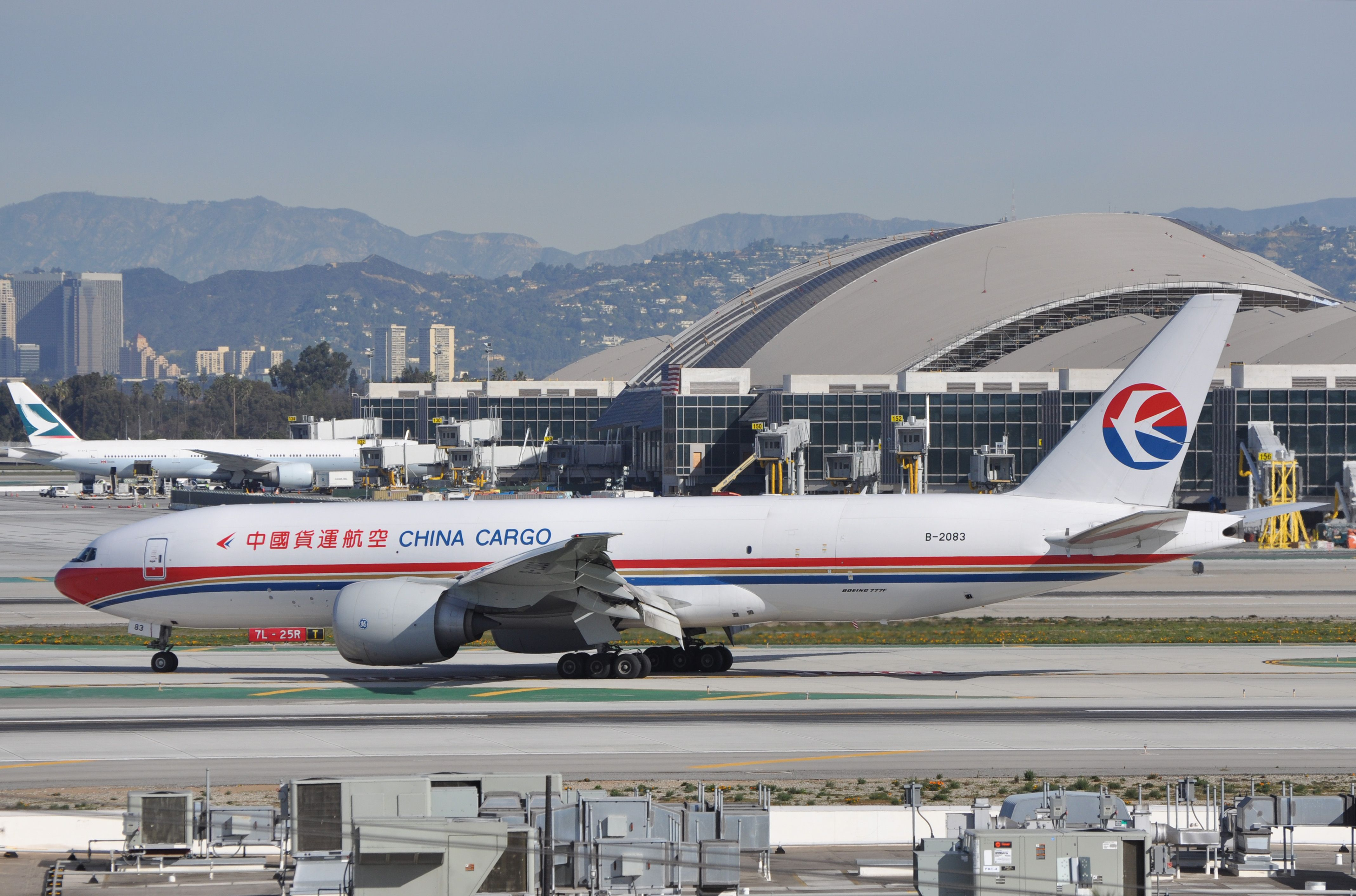 I like the 777200LR/F. Fortunately, LAX gets their fair