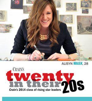 Alisyn Malek 28 The Next Best Thing The Twenties Detroit Art